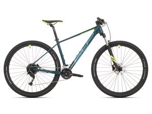 Superior XC 859 Gloss Turquoise/Neon Yellow 2021