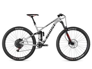 Ghost Slamr 9.9 LC  iridium silver / night black 2019