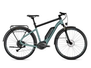Ghost Hybride Square Trekking B1.8 river blue / jet black 2019