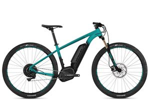 Ghost Hybride Teru B4.9 electric blue / jet black / shadow blue 2019