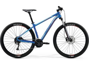 Merida BIG.NINE 100 Glossy Blue(Red) 2020