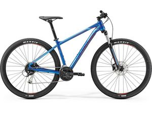 MERIDA BIG.NINE 100 Glossy Blue(Red) 2019