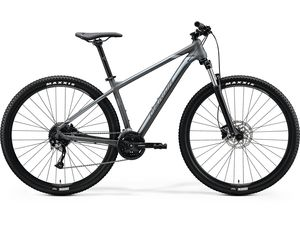 Merida BIG.NINE 100 Matt Dark Grey(Silver) 2020