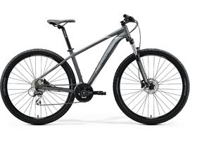 Merida BIG.NINE 20-D Matt Anthracite(Black/Silver) 2020