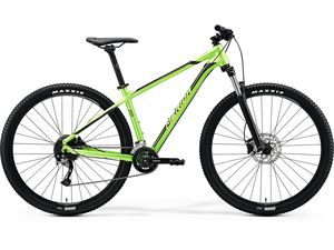 MERIDA BIG.NINE 200 Glossy Green(Black) 2020