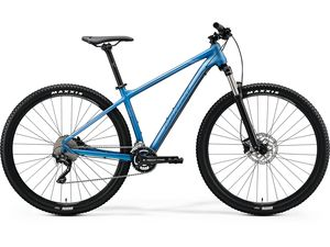 MERIDA BIG.NINE 300 Matt Light Blue(Glossy Blue/Silver) 2020