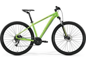 MERIDA BIG.NINE 40-D Lite Green(Black) 2019