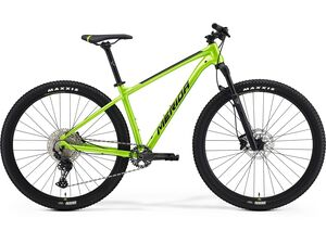 Merida BIG.NINE 400 Green(Black) 2021