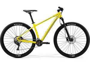 Merida BIG.NINE 500 Glossy Bright Yellow(Black) 2020