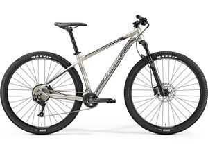 MERIDA BIG.NINE 500 Silk Titan(Silver/Black) 2019