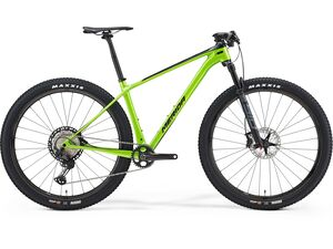 Merida BIG.NINE 7000 Black/Green 2021