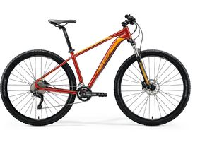 Merida BIG.NINE 80 Glossy Sparkling Red(Orange) 2020