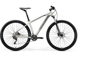 Merida BIG.NINE 80 Matt Titan(Black/Silver) 2020