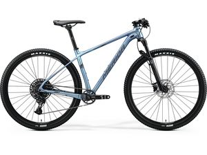 Merida BIG.NINE LIMITED-AL Silk Sparkling Blue 2020