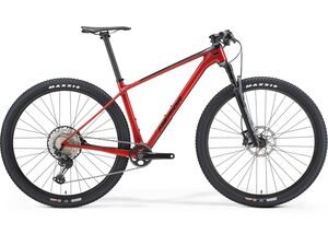 Merida BIG.NINE XT Black/X'Mas Red 2021