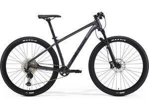 Merida BIG.NINE XT-EDITION Anthracite(Black) 2021
