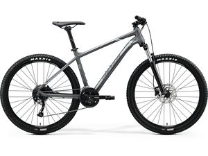 Merida BIG.SEVEN 100 Matt Dark Grey(Silver) 2020