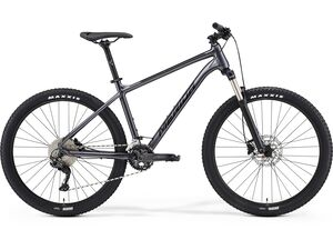Merida BIG.SEVEN 300 Anthracite(Black) 2021