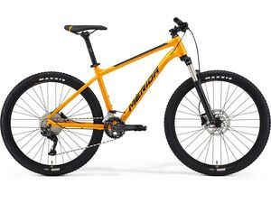 Merida BIG.SEVEN 300 Orange(Black) 2021