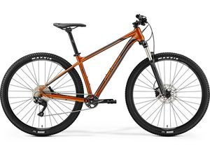 MERIDA BIG.SEVEN 400 Glossy Copper(Dark Brown/Blue) 2019