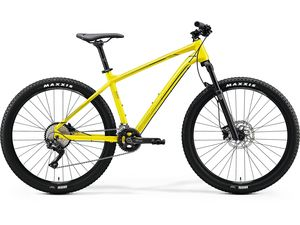 Merida BIG.SEVEN 500 Glossy Bright Yellow(Black) 2020