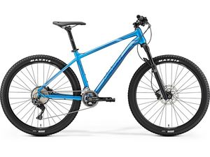 MERIDA BIG.SEVEN XT EDITION Silk Sea Blue(Silver/Dark Blue) 2019