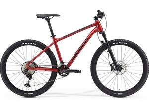 Merida BIG.SEVEN XT2 Christmas Red(Black) 2021
