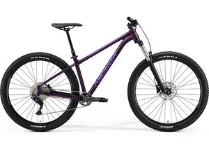 Merida BIG.TRAIL 400 Silk Dark Purple(Silver-Purple) 2021