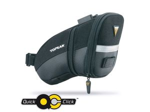 Brašna Topeak AERO WEDGE PACK Medium s Quick Click