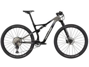Cannondale SCALPEL Carbon 3 Black 2021