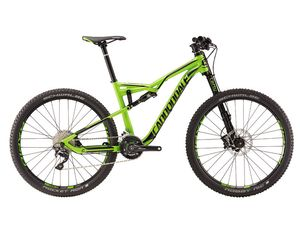 Cannondale Habit 4 green 2016