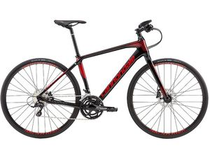 Cannondale Quick Carbon 2 black 2016