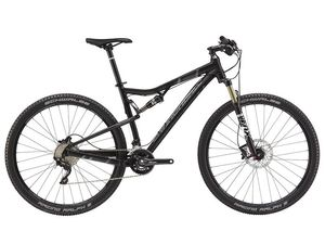 Cannondale Rush 29 1 2015 black