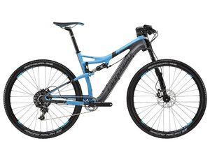 Cannondale Scalpel 29 Carbon 2 2015 blue