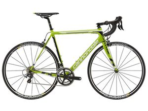 Cannondale Super Six Evo Ultegra Compact green 2015