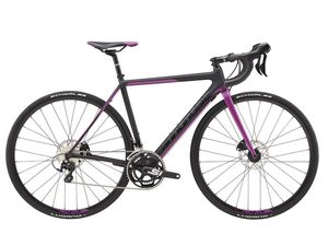 Cannondale Super Six Evo Womens Carbon Disc 105 FSH 2017