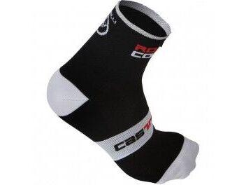 Ponožky Castelli Rosso Corsa 9 cm black 386f7734f9