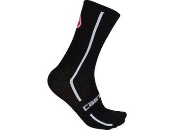 Ponožky Castelli Merino light seta 13 black 840ea1d57d