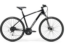 Merida CROSSWAY 100 Metallic Black(Grey) 2020