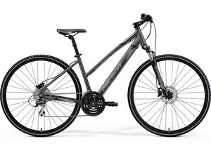 Merida CROSSWAY 20-D-LADY Silk Anthracite(Grey/Black) 2021