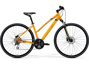 Merida CROSSWAY 20-D-LADY Silk Orange(Yellow) 2021
