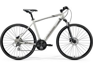 Merida CROSSWAY 20-D Silk Titan(Black/Grey) 2020