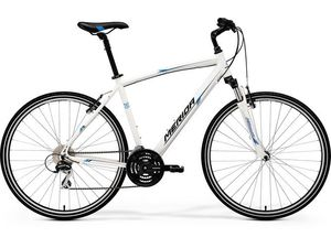 Merida CROSSWAY 20-V White(Blue/Black) 2017