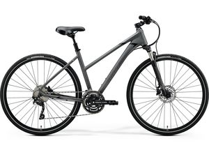 Merida CROSSWAY 300-LADY Matt Dark Grey(Black) 2020