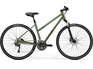 Merida CROSSWAY 300-LADY Matt Fog Green(Dark Green) 2021