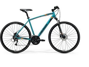 Merida CROSSWAY 40 Glossy Teal(Black/Orange) 2020