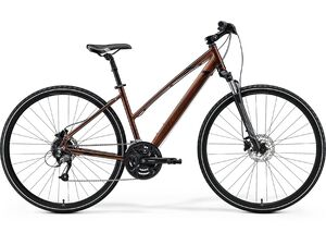 Merida CROSSWAY 40-LADY Bronze(Brown/Black) 2021