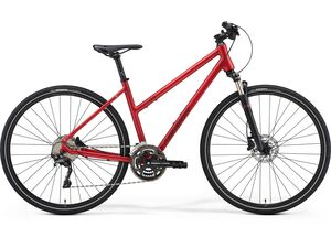 Merida CROSSWAY 500-LADY Matt Burgundy Red(Dark Red) 2021
