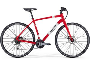 Merida CROSSWAY URBAN 100 Silk Red(Wht/Blk) 2016