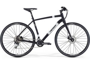 Merida CROSSWAY URBAN 300 Silk Black(White) 2016